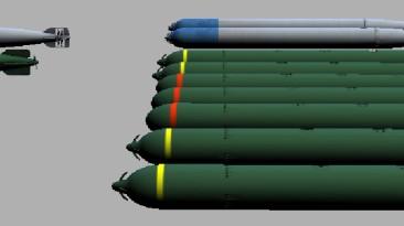 """Silent Hunter 5: Battle of the Atlantic """"Исторические торпедные текстуры"""""""