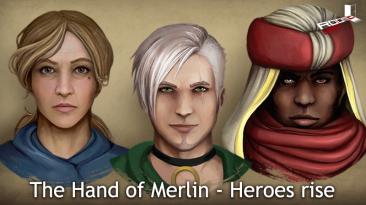 В ролевой игре The Hand of Merlin появились новые герои