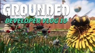 В обновлении Grounded 0.6.0 появились пчелы, комары и многое другое