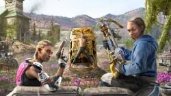 Far Cry: New Dawn: Таблица для Cheat Engine [UPD: 10.10.2020] {mochongli}