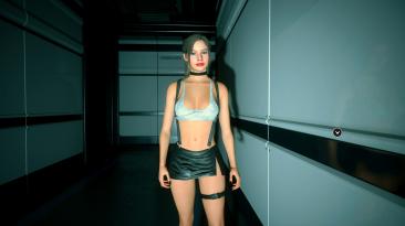 "Resident Evil 2 ""Костюм для Клэр - Pinup Noir"""