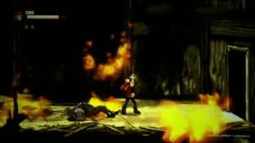 "Shank 2 ""Burning City Gameplay"""