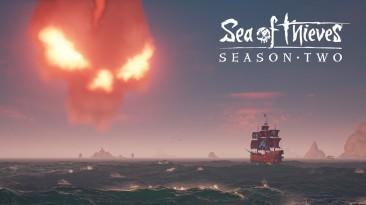 Второй сезон Sea of Thieves стартует 15 апреля