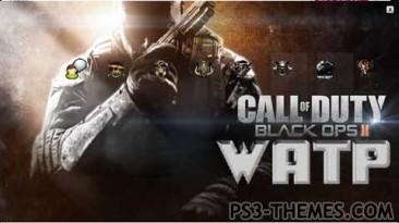"Call of Duty: Black Ops 2 ""Тема PS3"""