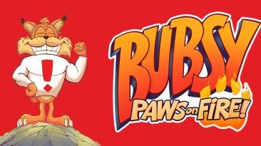 Эдвенчура Bubsy: Paws on Fire! выйдет в апреле на PlayStation 4, Nintendo Switch и PC