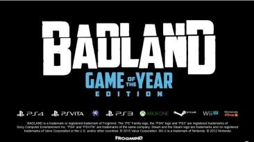 Badland: Game of the Year Edition выйдет 26 мая