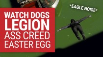 В Watch Dogs Legion нашли забавную отсылку к серии Assassin's Creed