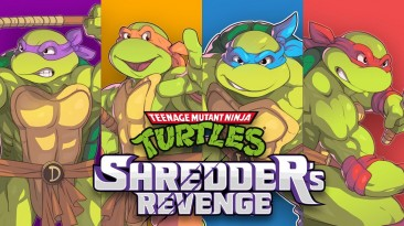 Геймплейный трейлер Teenage Mutant Ninja Turtles: Shredder's Revenge