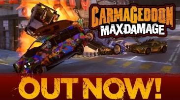 Carmageddon: Max Damage незаметно вышел на консолях
