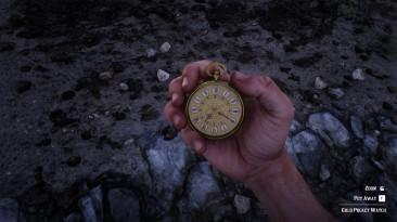 """Red Dead Redemption 2 """"Настраиваемое время и длительность погоды"""""""