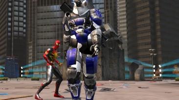 "Spider-Man: Web of Shadows ""Солдаты Щ.И.Т"""
