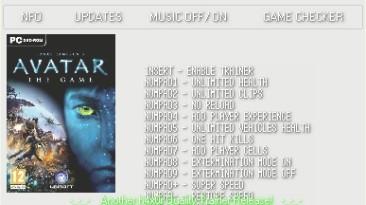 James Cameron's Avatar - The Game: Трейнер (+10) [1.02] {h4x0r}