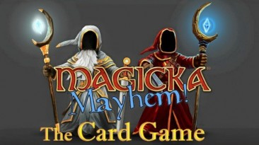 Magicka Mayhem: Карточная Magicka на Kickstarter