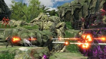 Исполнительный продюсер Contra: Rogue Corps высказал по поводу 3D в Contra: Rogue Corps
