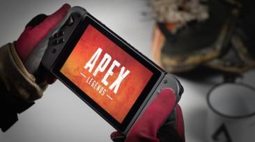Apex Legends для Nintendo Switch стартует 9 марта