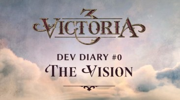 Похоже, что сегодня Paradox анонсирует стратегию Victoria 3