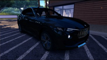 """Test Drive Unlimited 2 """"2016 Maserati Levante S"""""""