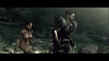 "Resident Evil 5 ""Голая Шева с татуировками - Wild Tribal Sheva"""