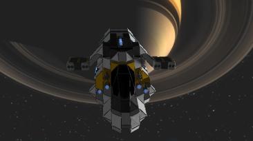 "Space Engineers ""Малый истребитель"""