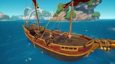 Blazing Sails - королевская битва в пиратском сеттинге