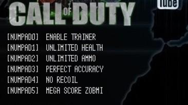 Call of Duty: Black Ops: Трейнер/Trainer (+5) [Latest Steam] {LIRW / GHL}