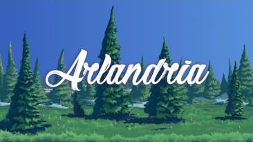 Анонсировано русское инди-приключение Arlandria