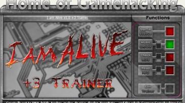 I Am Alive: Трейнер/Trainer (+3) [1.01] {iNvIcTUs oRCuS / HoG}