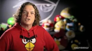 """Angry Birds Go """"Что это?"""""""