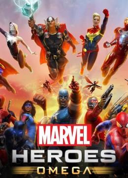 Marvel Heroes: Omega