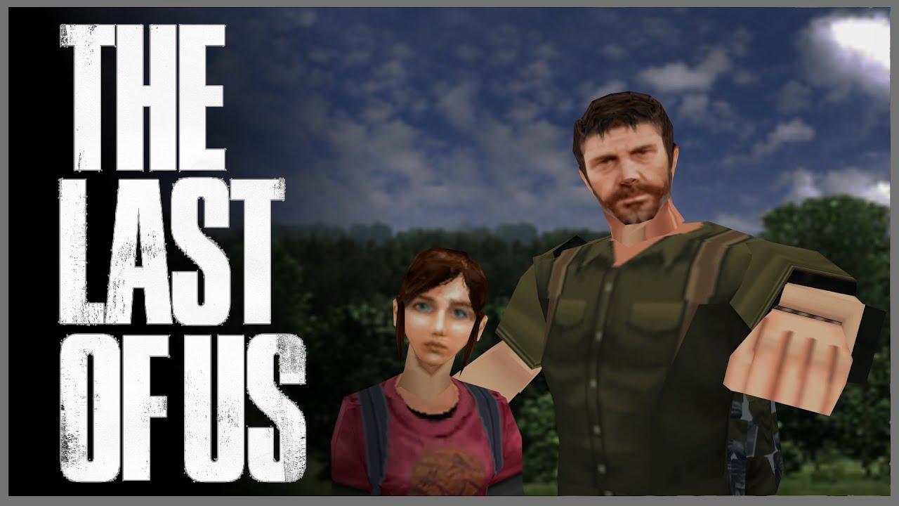 Демейк The Last of Us под PS1 превращает классику от Naughty Dog в стелс-игру с видом сверху