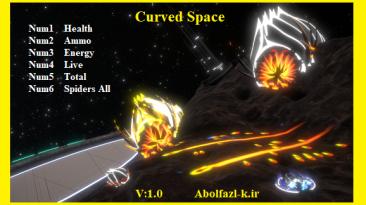 Curved Space: Трейнер/Trainer (+6) [1.0] {Abolfazl.k}
