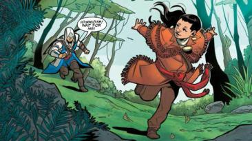 На Amazon состоялся релиз комикса Assassin's Creed Reflections, с продолжением истории Коннора Кенуэя