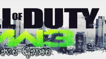 Call of Duty: Modern Warfare 3: сохранение (100% пройдено) [PS3/EU]