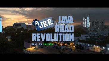 "Euro Truck Simulator 2 ""Карта: Дорожная Революция (JRR) v0.2 (1.40.x)"""