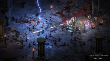 Системные требования и скриншоты Diablo 2: Resurrected