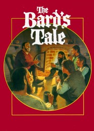 Обложка игры Tales of the Unknown, Volume 1: The Bard's Tale