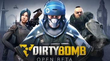 Открытый бета-тест Dirty Bomb стартовал в России
