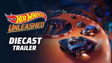 Новый трейлер Hot Wheels Unleashed