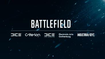 Официально: новая Battlefield будет показана в июне 2021