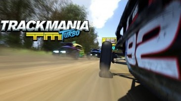 Вышла пробная версии Trackmania Turbo