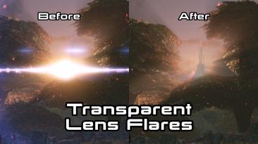"""Mass Effect Legendary Edition """"Удаление бликов"""""""