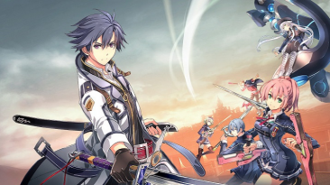 На Nintendo Switch состоялся релиз The Legend of Heroes: Trails of Cold Steel III