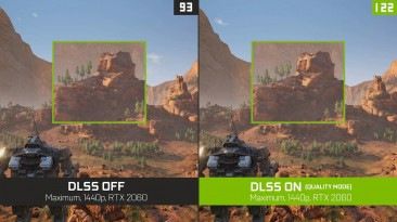 NVIDIA выпустила DLSS-плагин для Unreal Engine