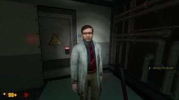 """Black Mesa """"прохождение 2 серия"""""""