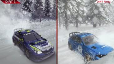 Сравнение | DiRT3 (2011) ULTRA против DiRT Rally (2015 г.) ULTRA | GTX 970