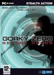 Обложка игры Gorky Zero