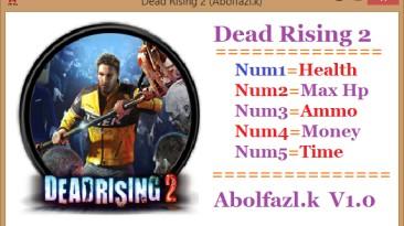 Dead Rising 2: Трейнер/Trainer (+5) [1.0] {Abolfazl.k}