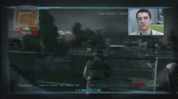Ghost Recon: Advanced Warfighter 2 Gameplay