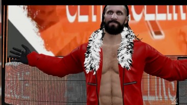 "WWE 2K16 ""Сет Роллинс WM 37"""