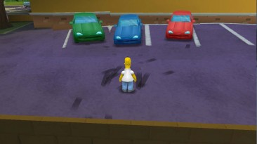 "The Simpsons Hit & Run ""Electaurus Pack"""